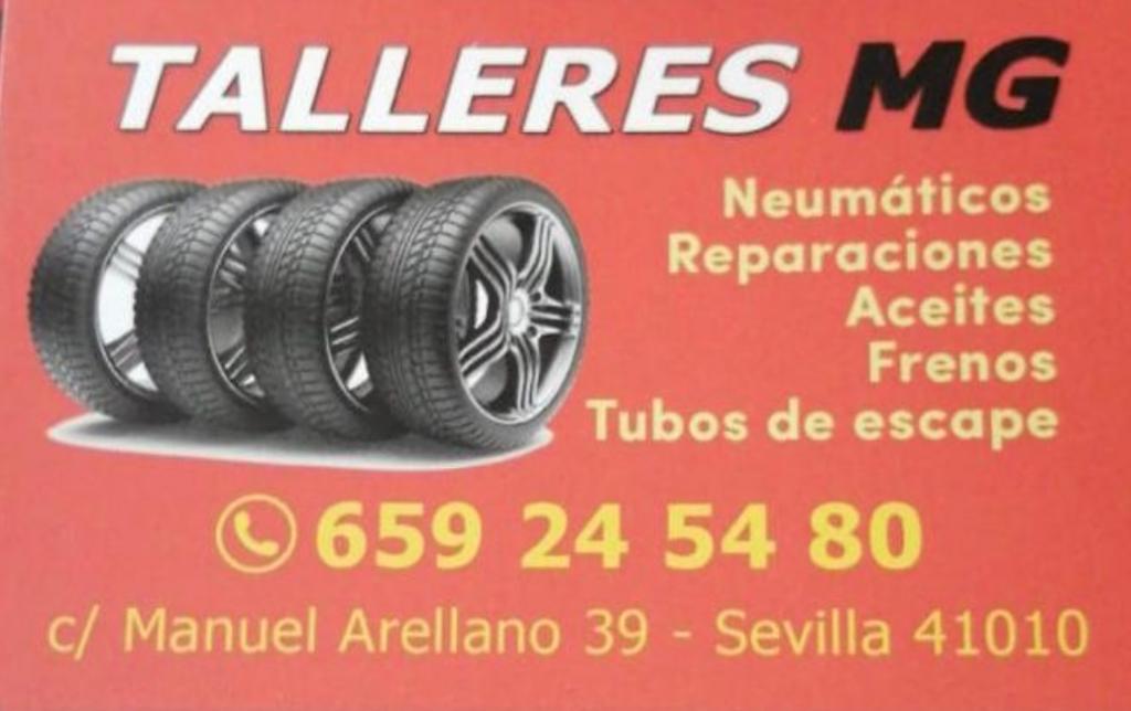 talleres mg